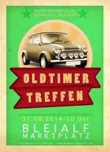2014 - Oldtimertreffen